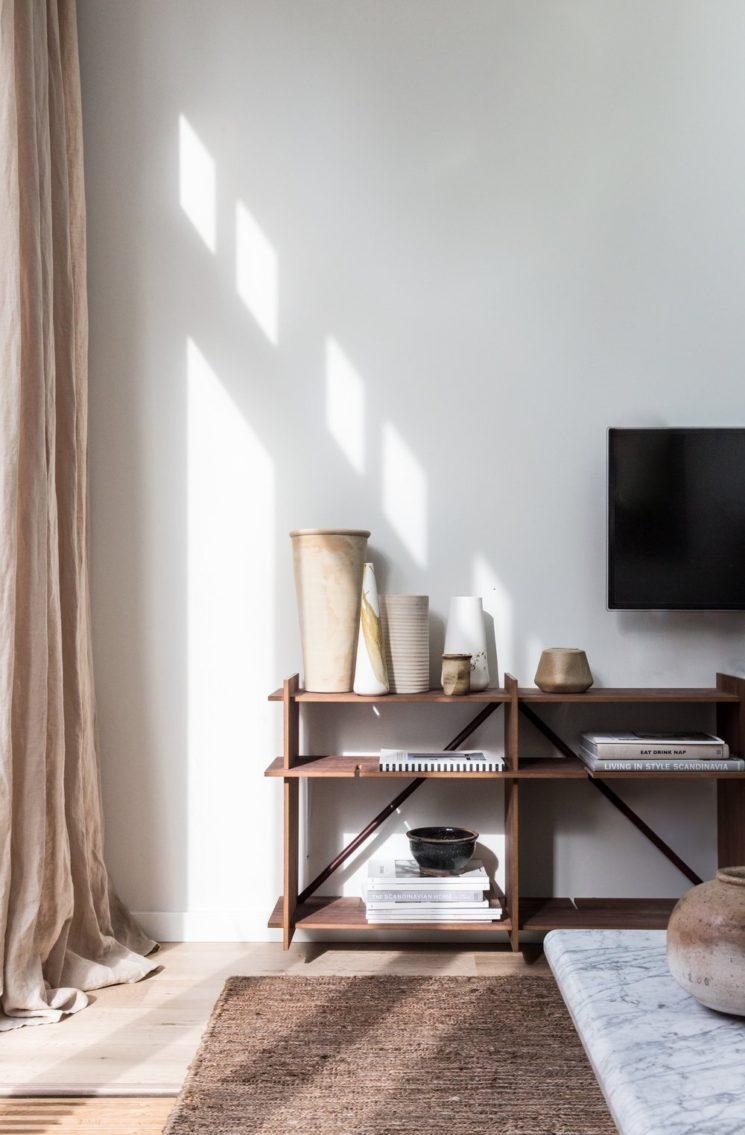 Vers un intérieur plus minimaliste // Les intérieur minimaliste et actuel de Avenue Design Studio