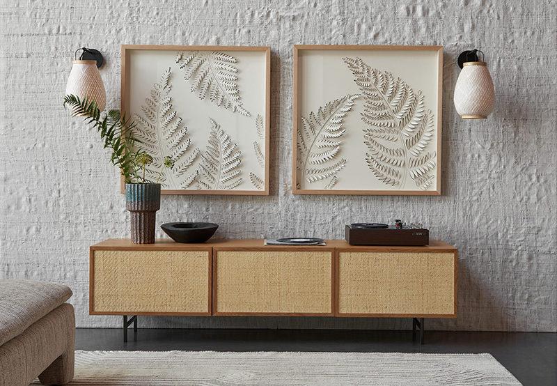 Nouvelle collection Automne Hiver 2020, Am.Pm // Cadres muraux H80 cm, Femo, 299 € le lot de 2