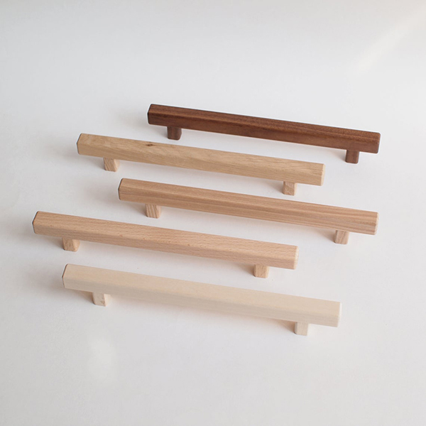 Longue poignée de placard minimaliste en bois,NewWoodBY, à partir de 12,99 €