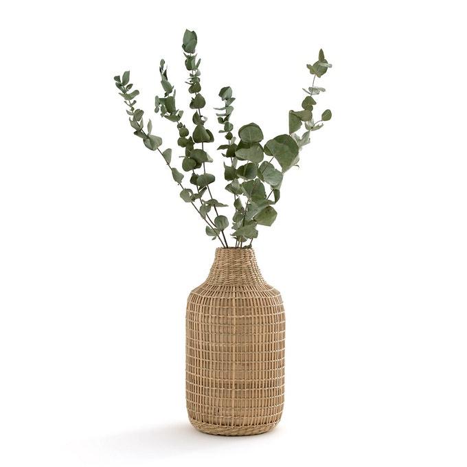 Vase en bambou tressé, Plooming sur La Redoute Intérieurs