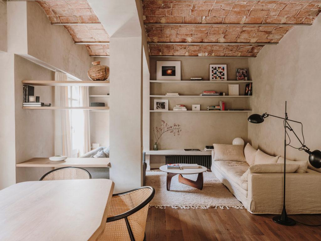 Une réhabilitation slow à Barcelone par le studio Conti. Cert. - Projet Narci Oller