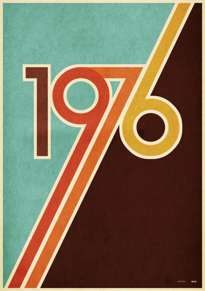 Seventies back, couleurs des années 70, rouille, rouge brique, vert et marron, sans oublier ocre jaune