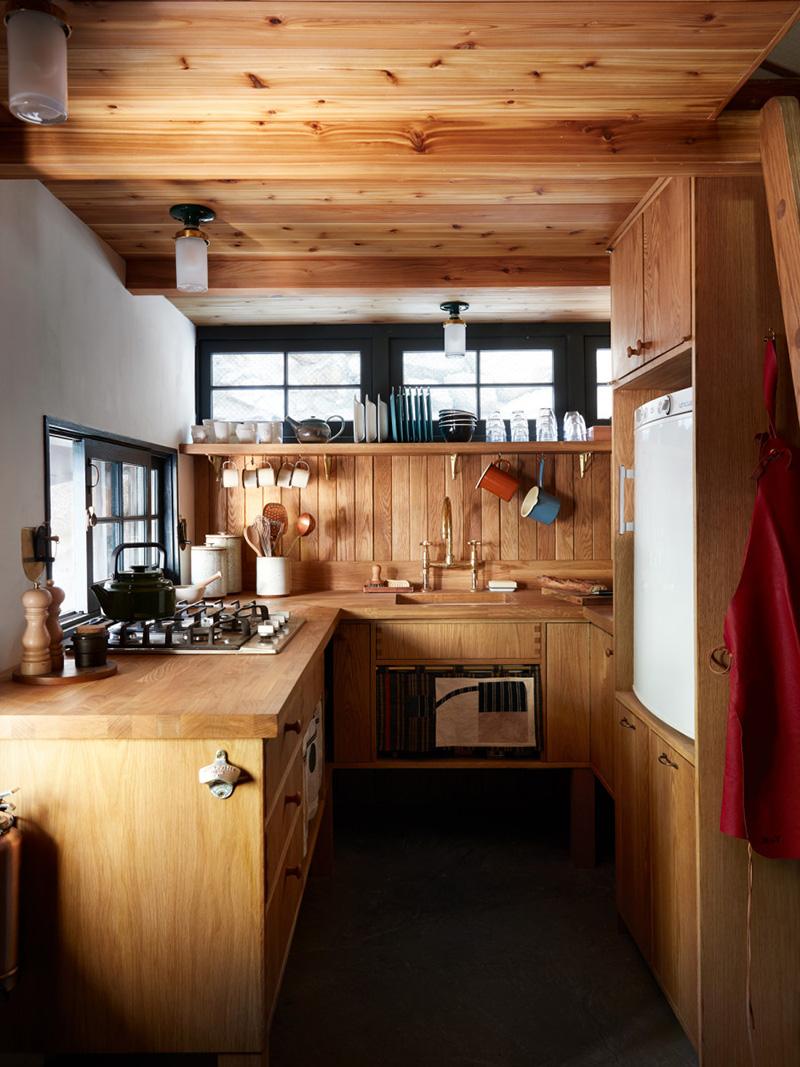 [ Inspiration déco ] Cabanes rustiques // Santa Anita cabin par l'agence californienne Commune Design