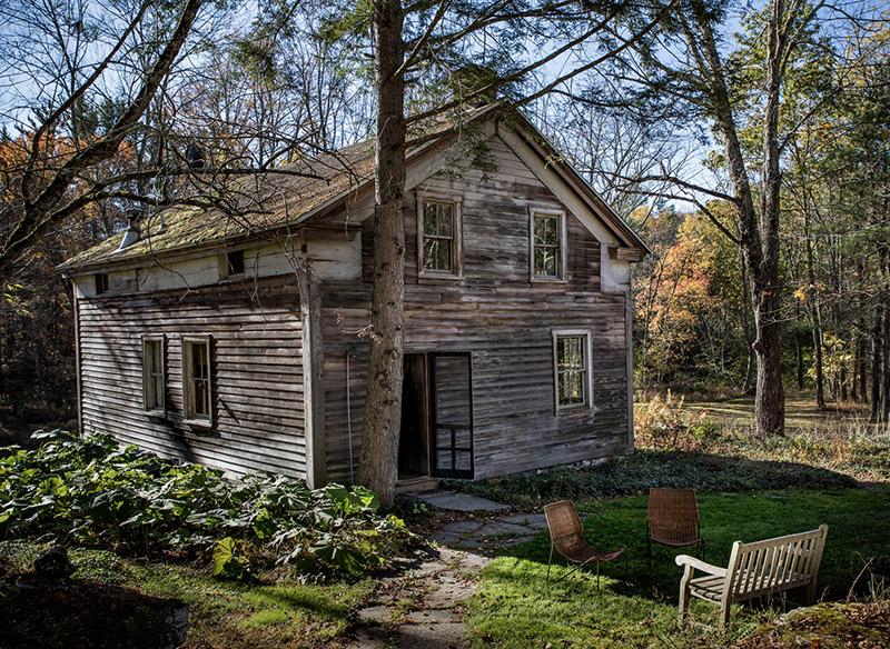 [ Inspiration déco ] Cabanes rustiques // Une ferme dans l'Hudson