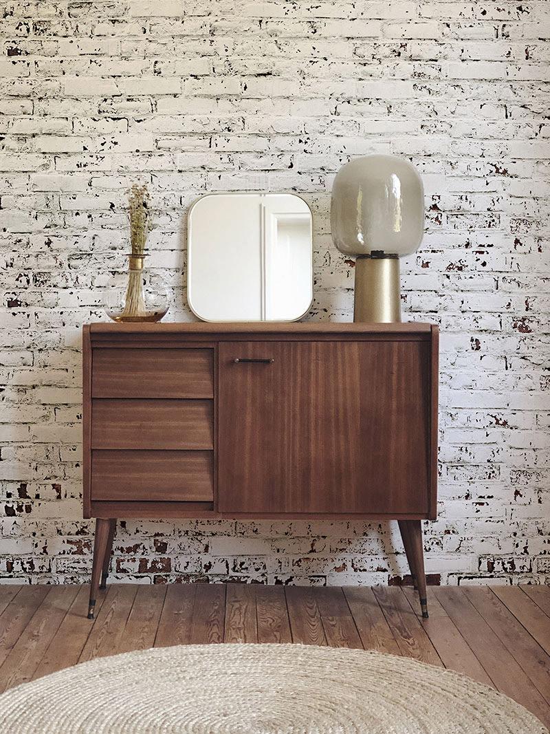 Les Dominitiers - Collection de papier-peints panoramiques Brick Rough - Modèle BRICK WALL