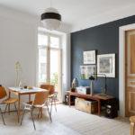 Un appartement avec de bonnes idées gain de place