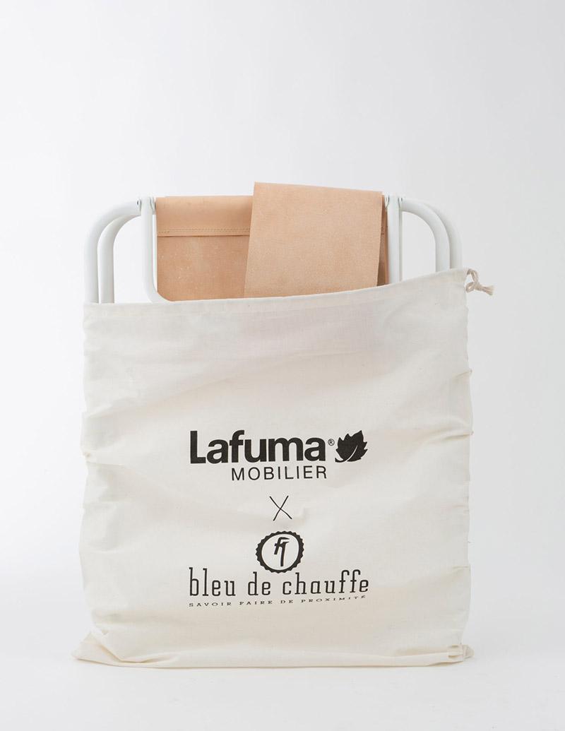 Collection capsule Lison Lafuma Mobilier & Bleu de Chauffe