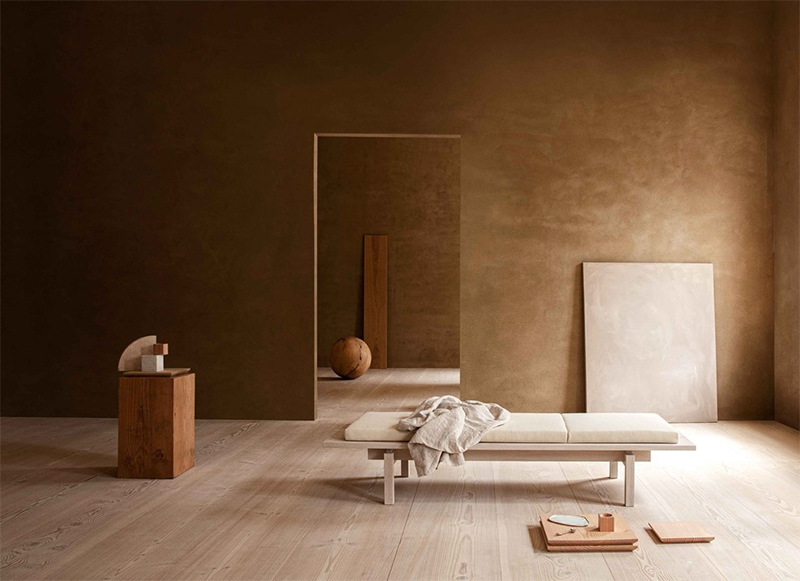 Collection Dinesen - 2020 / Lit de repos DS301