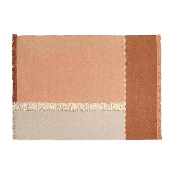 Tapis tissé en laine, Raymond, design : Floriane Jacques chez Habitat
