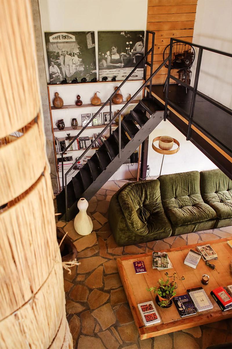L'intérieur d'Annick Lestrohan, co-fondatrice d'Honoré déco