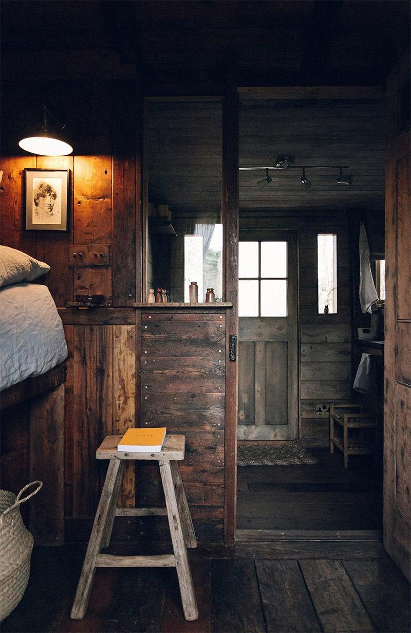 [ Inspiration déco ] Cabanes rustiques // Settle Norfolk, des retraites au fond des bois