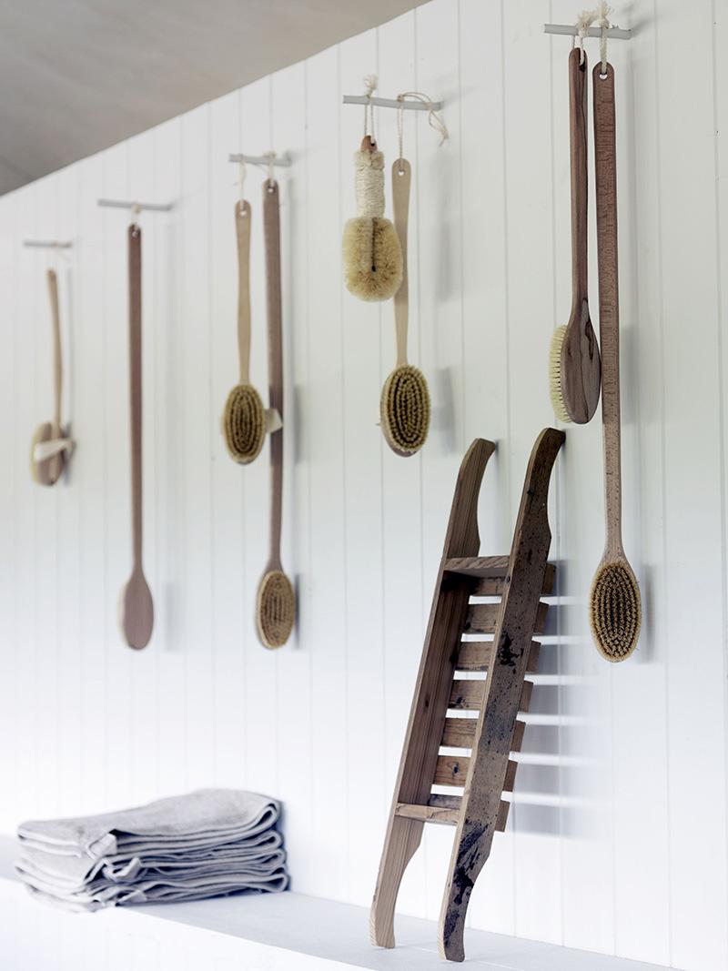 Le concept store Bailey's home dans le Herefordshire, l'amour de la récup' et des vieux objets, et de l'artisanat d'aujourd'hui
