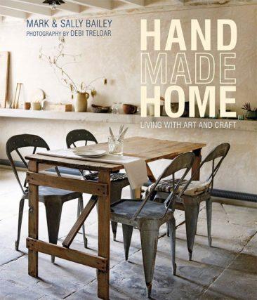 Handmade Home: Living with Art and Craft par Mark et Sally Bailey
