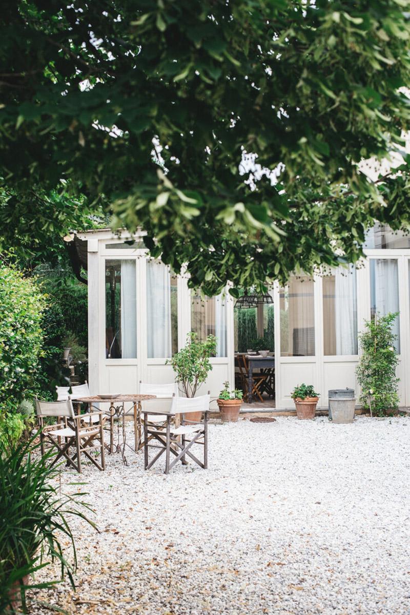 Valdirose en Toscane, une chambre d'hôtes slow