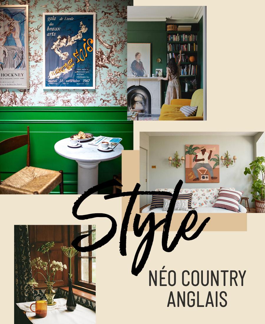 """Le Le """"néo-country"""" anglais, l'art des mélanges excentriques !"""