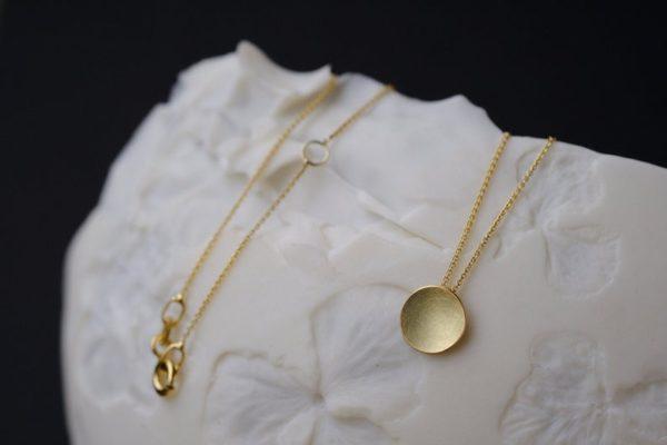Chaîne avec pendentif en or 750 - Boutique Cirer