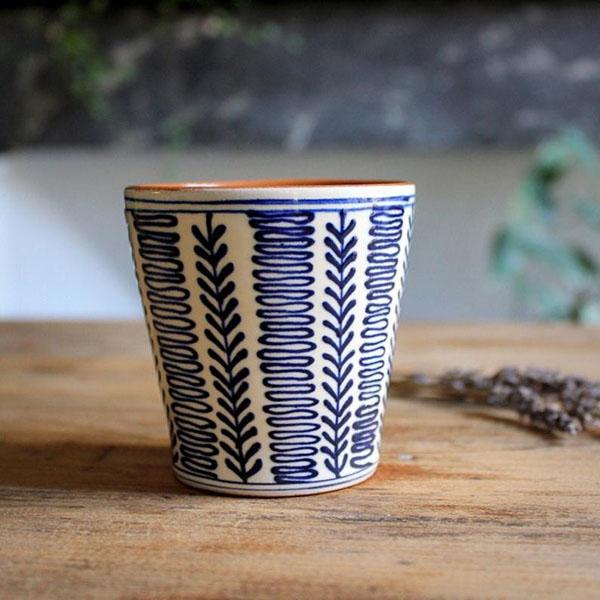 Tasses en céramique artisanales - Boutique Etsy Chineurs du Monde 18,90 €