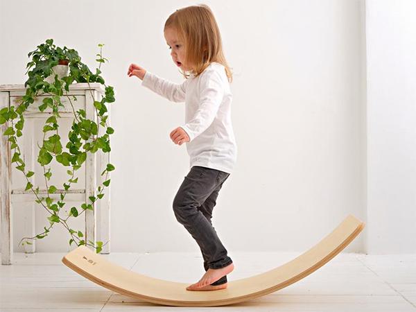 Planche d'équilibre - Boutique Etsy Duck wood works shop