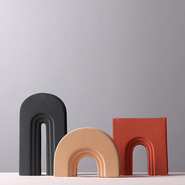 Vases, Morandi Bisque - Boutique Etsy Ever Dream Craft
