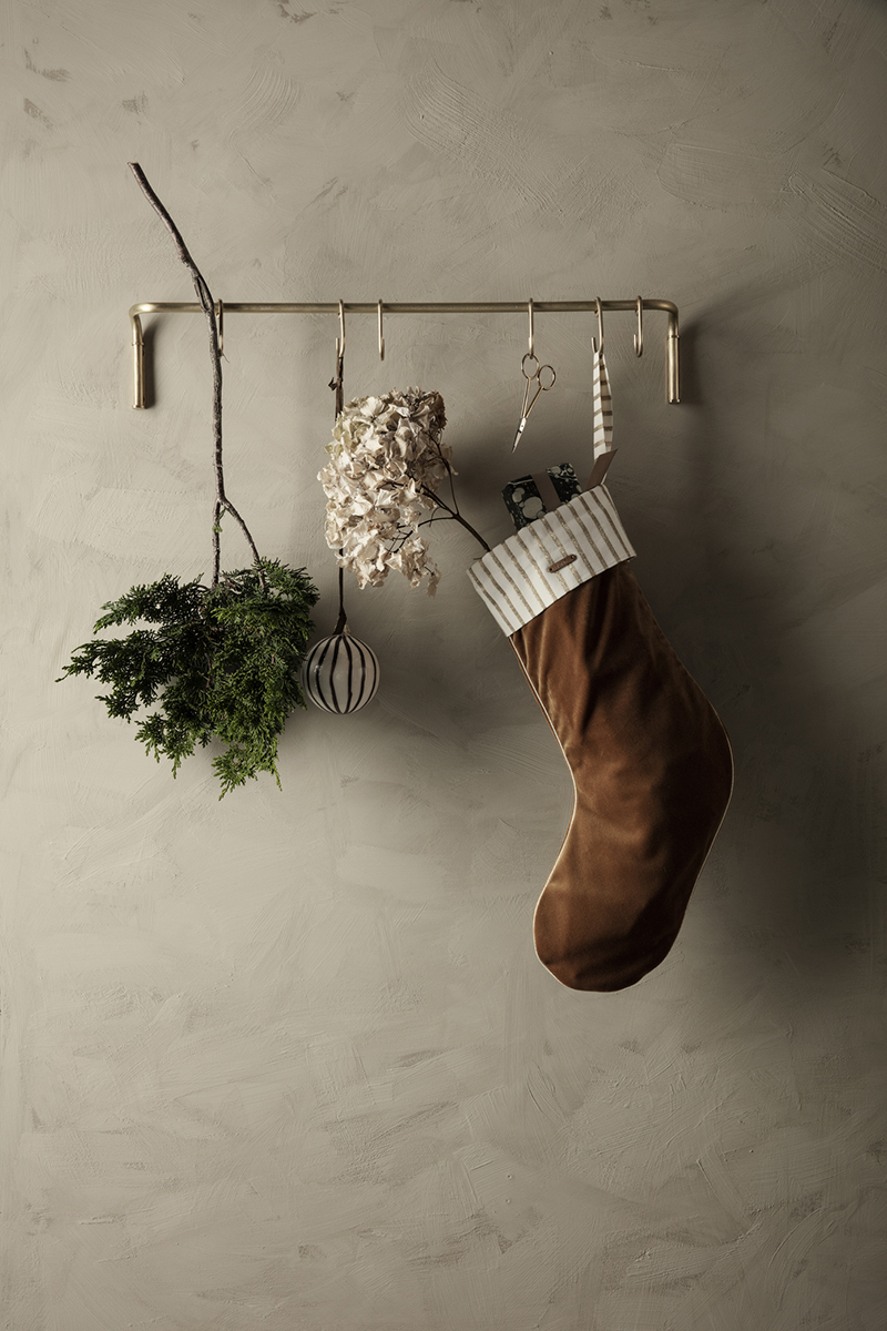 Un noël slow et nature avec Ferm Living // Catalogue Noël 2020