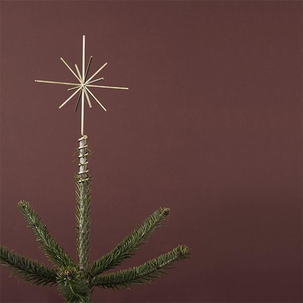 Cime de sapin, Christmas Top Star - Ferm Living