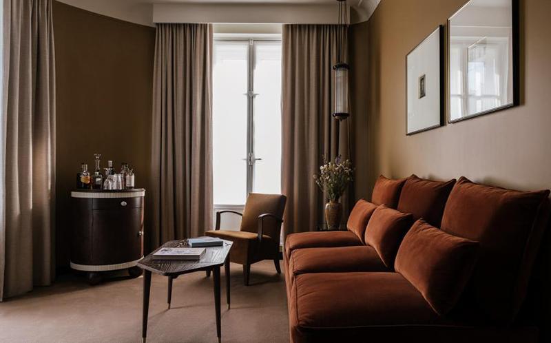Hôtel Rochechouart à Paris, rénové par le duo de Festen architecture
