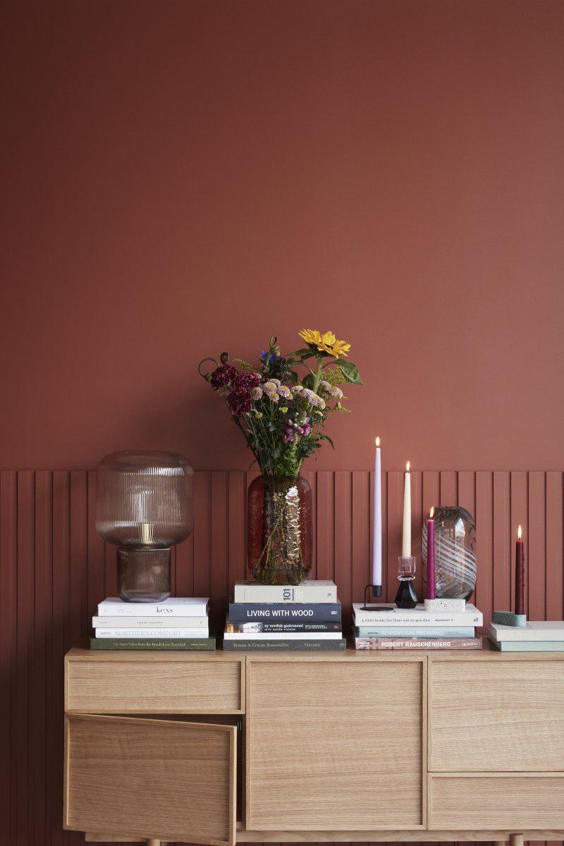 Buffet en chêne clair, Léo par la marque danoise Hübsch sur MBS Design, nouveau concept-store en ligne