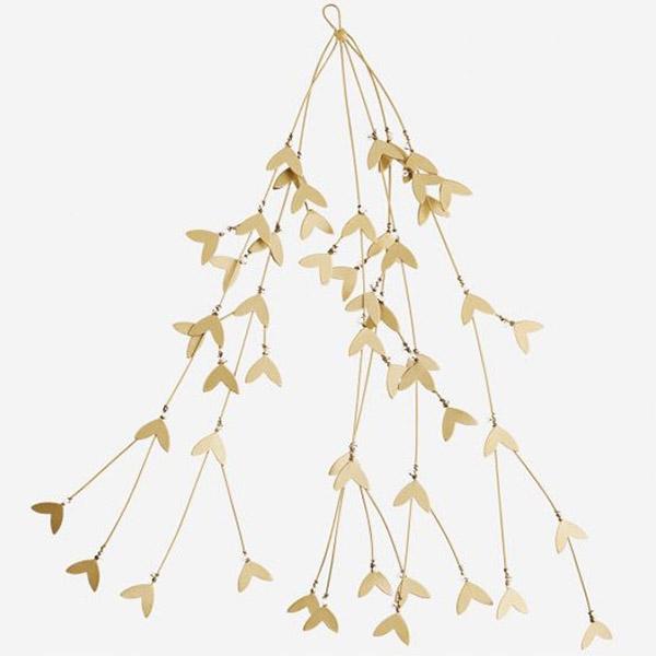 Décoration de Noël gui- Madam Stoltz
