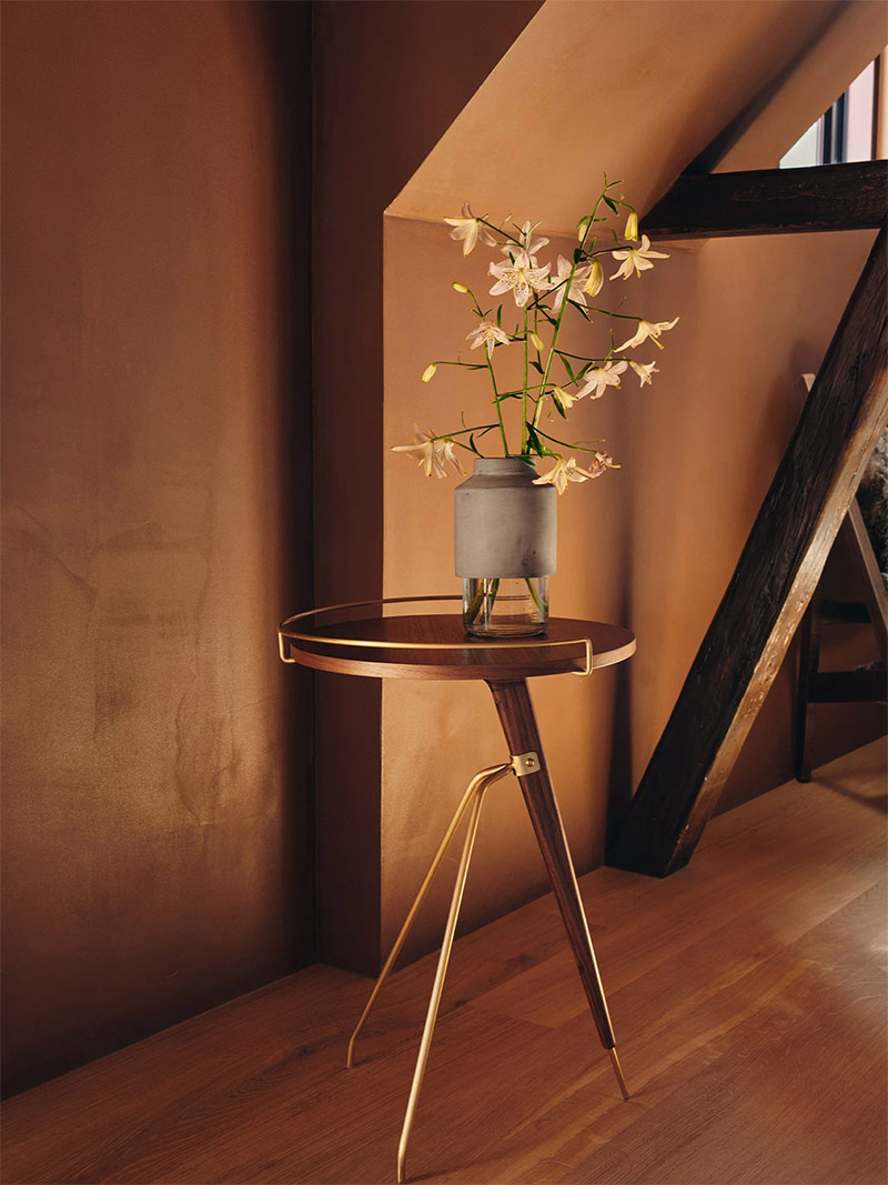 Umanoff Side Table, design : Umanoff