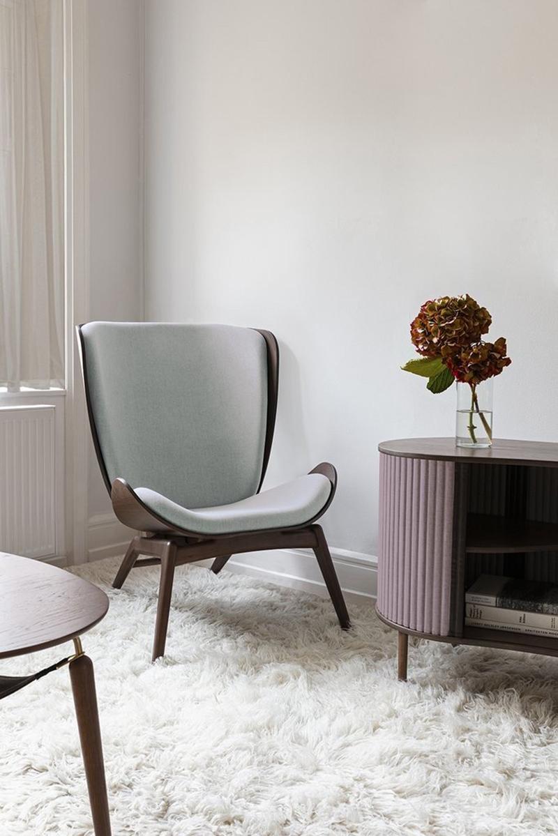 Fauteuil The Reader par la marque danoise Umage sur MBS Design, nouveau concept-store en ligne
