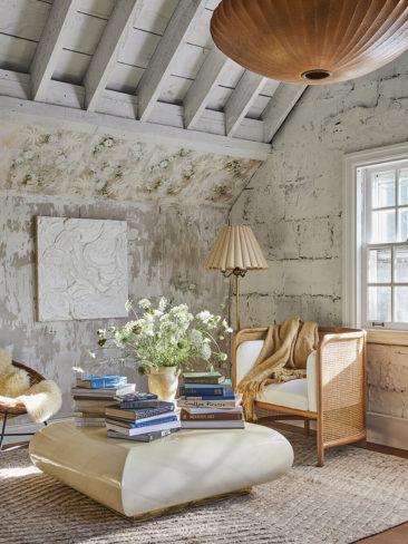 [ 3 décors imparfaits en blanc cassé et matériaux brut ] Le cottage de Leanne Ford