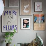 Wall of art : l'art de mettre en scène des affiches