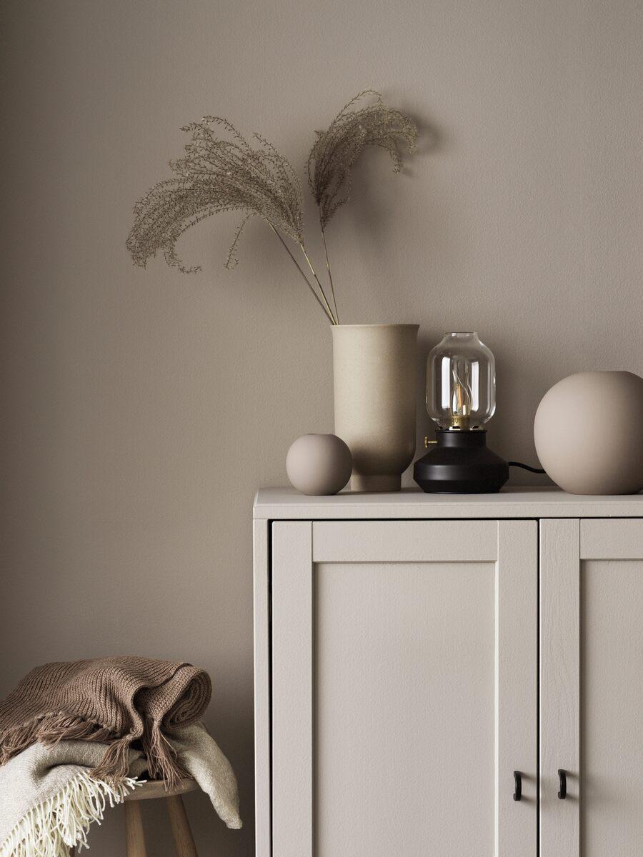 Palette de couleurs terracotta, rose, beige et brun // Gamme de beige