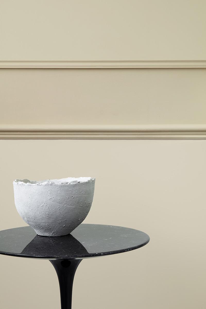 Stone de Little Greene, nouvelle palette de neutres // ©Little Greene 2020 // Teintes : Travertine, Mid 273 - Travertine 319 - Travertine, Light 272