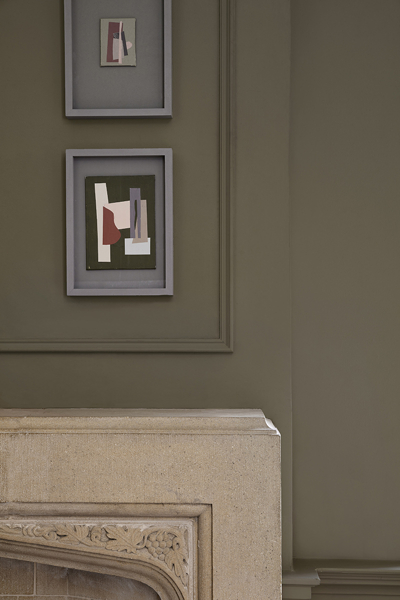 Stone de Little Greene, nouvelle palette de neutres // ©Little Greene 2020 // Baluster 321