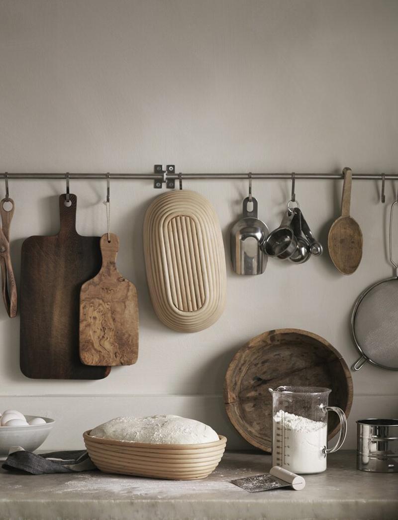 [ Nouveautés IKEA printemps 2021 ] Support de cuisine en métal et nouveau panier en bambou