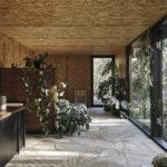 Casa Acton, système de panneaux isolants structurels