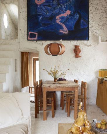 Studio Cobalto - Projet Can Canana - Un style méditerranéen vintage