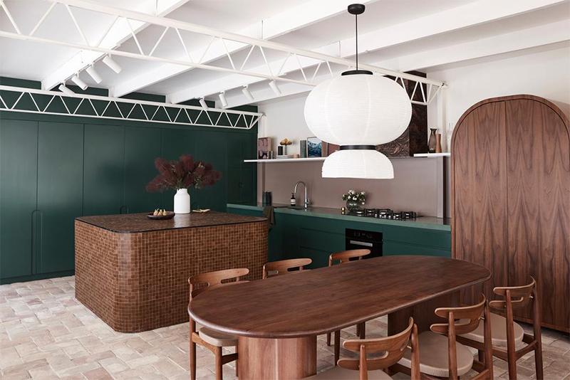 La maison de Liana Shaw-Taylor à Sydney, rénovée et décorée dans un style New Mediterranean