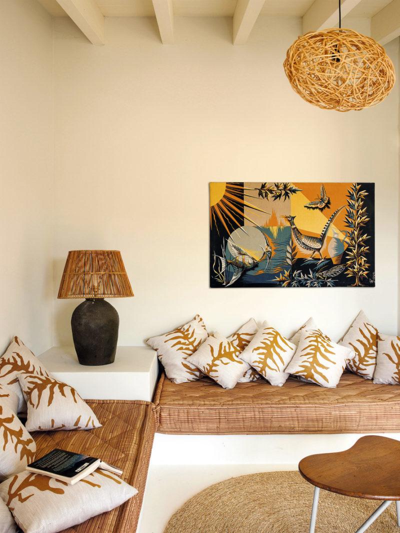 Maison du 'Baix Empordá' - Design intérieur : Serge Castella