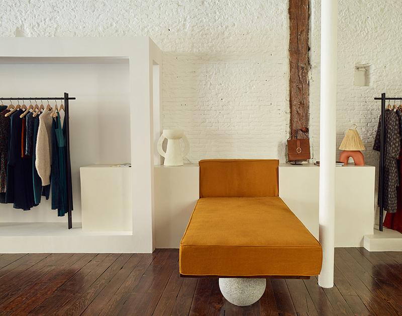 La nouvelle boutique Sessùn par Cobalto Studio à Madrid
