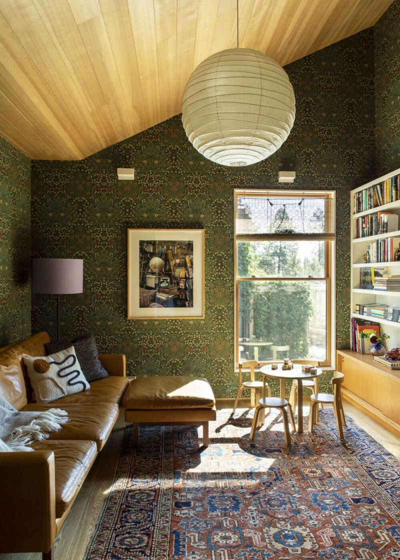 Interior Design : Reath Design - Projet : Bend Oregon Residence