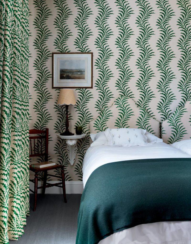 Une maison dans le Dorset - design intérieur : Samantha Todhunter