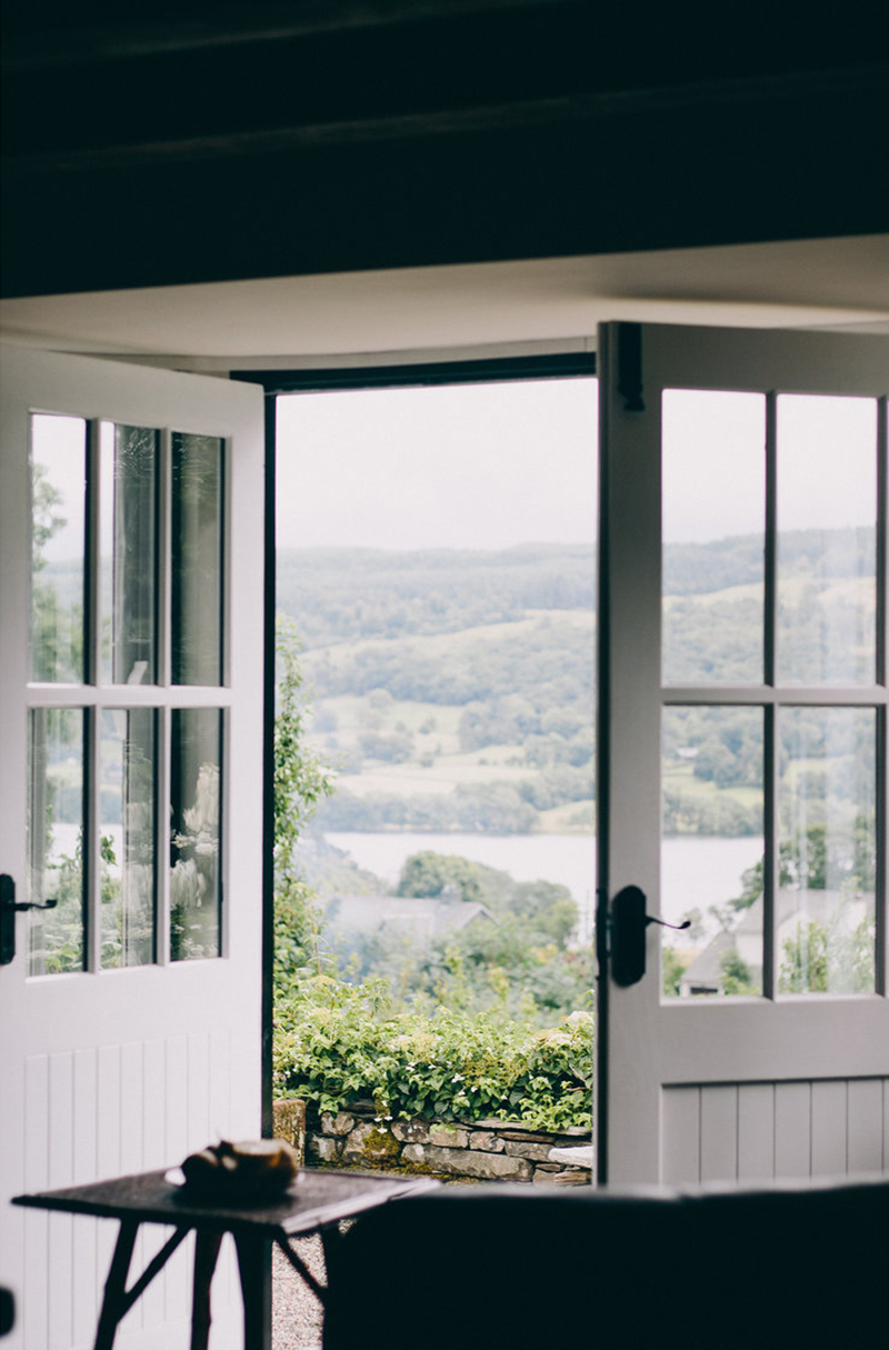 Une maison de campagne anglaise par le studio Field day