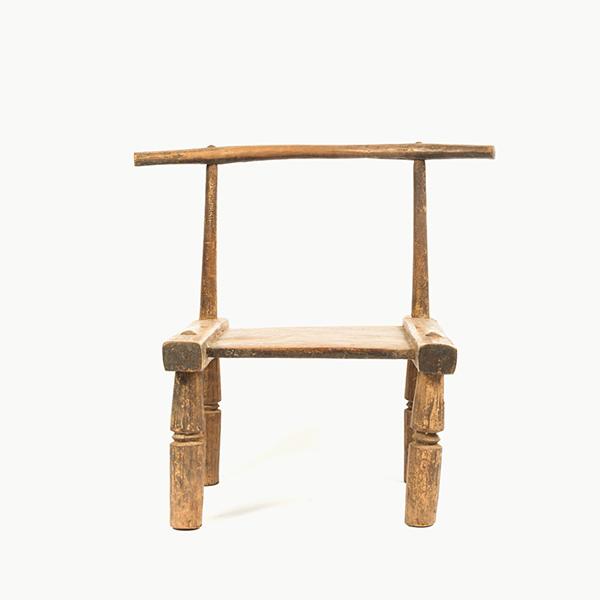 Maison Intègre - Chaise Baoulé