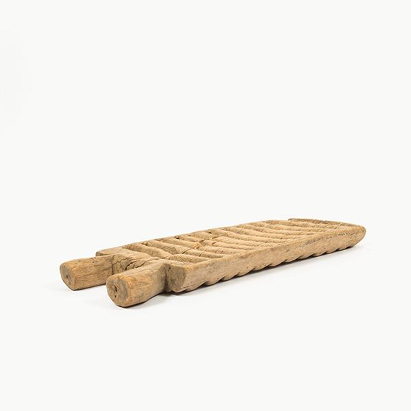 Maison Intègre - Plaque en bois