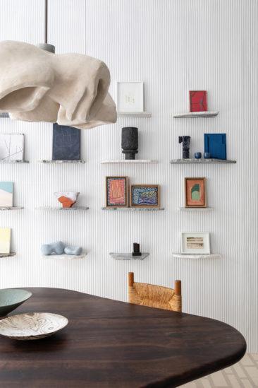 Ambroise Marais - Salle à manger // Ambroise Maison de collectionneur // Design intérieur : Batiik Studio
