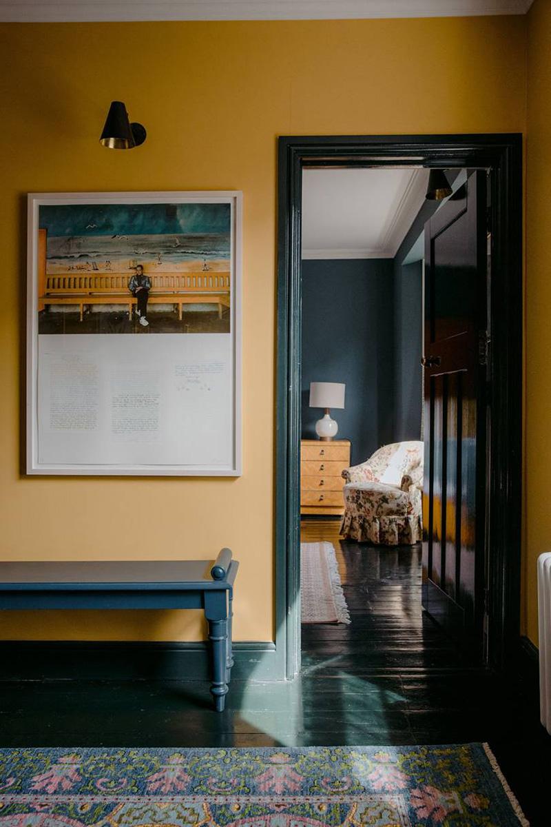 L'hôtel The Rose Deal par Nicola Harding
