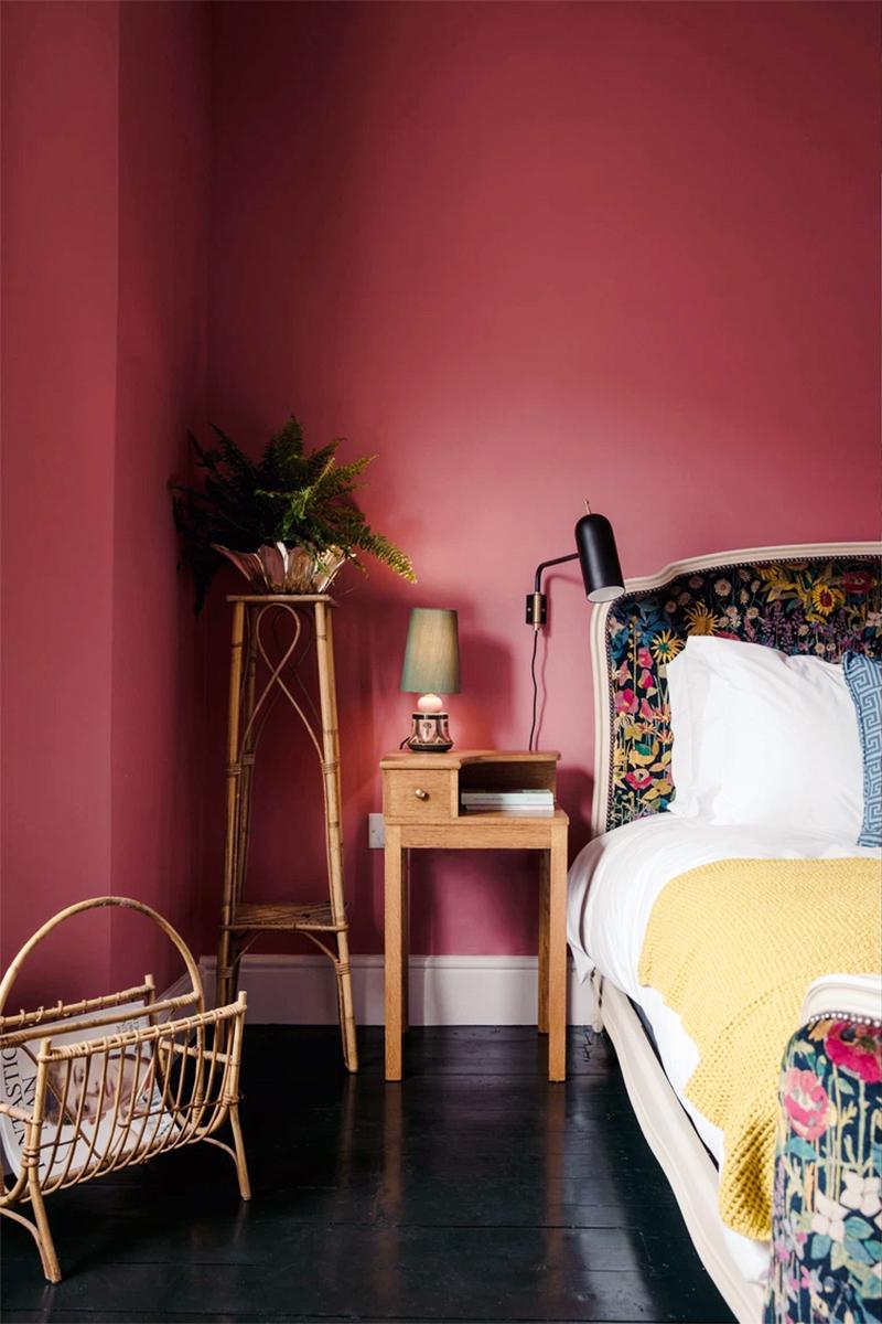 L'hôtel The Rose Deal par Nicola Harding, l'art de la récupération !