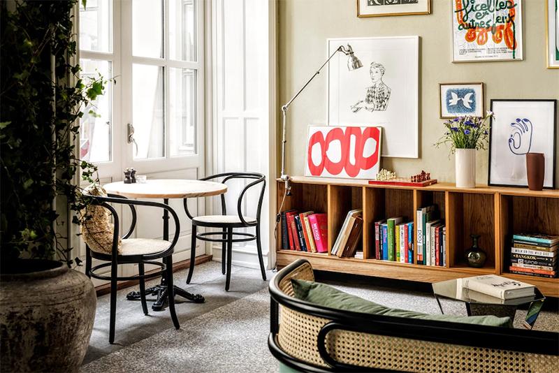 Décorez comme le Coco hotel à Copenhague ! // Café Coco